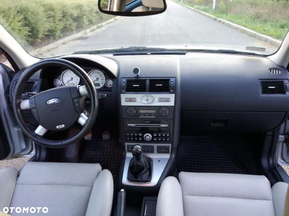 Ford Mondeo ST220 fotele