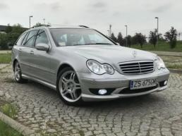 Mercedes W203 C30 CDI AMG