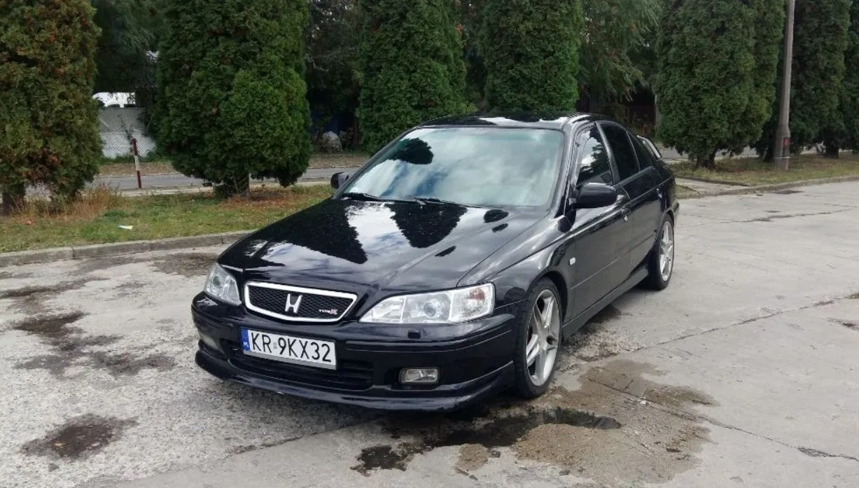 Honda Accord VI Type R