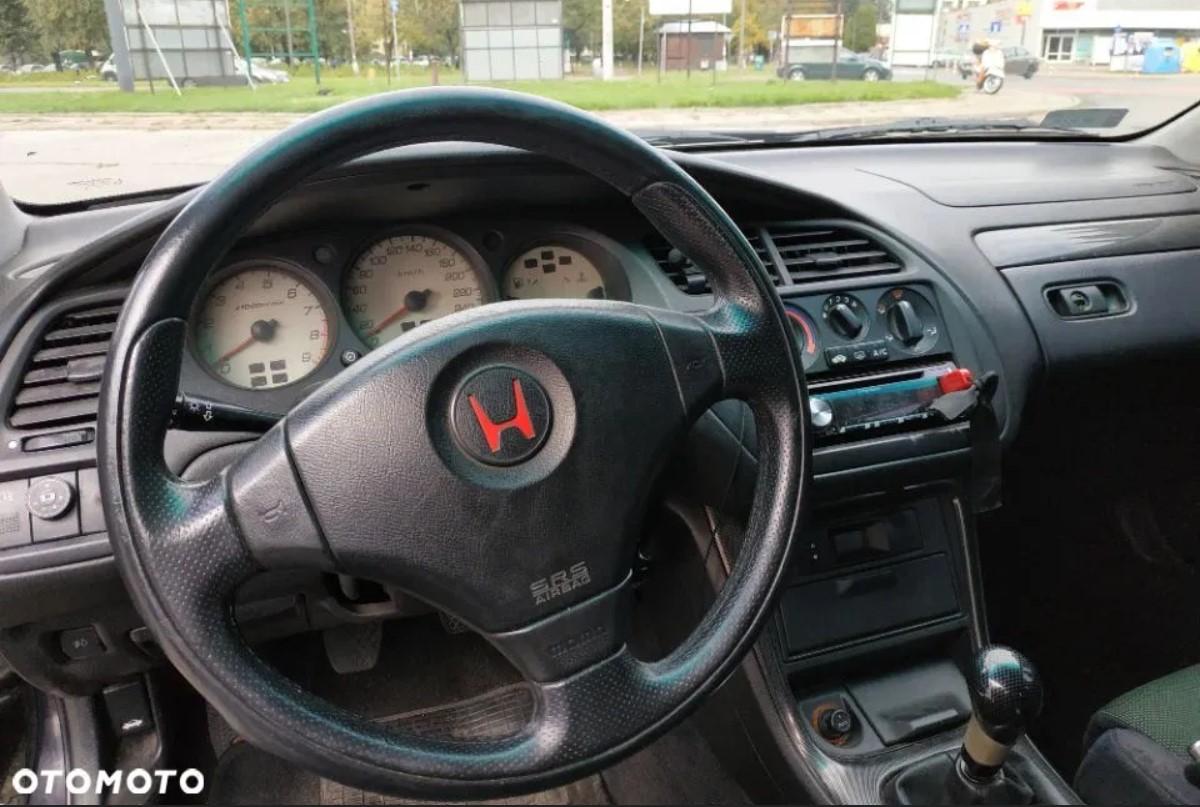 Honda Accord Type R środe