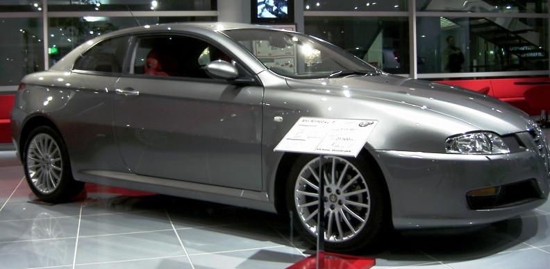 Używana Alfa Romeo GT